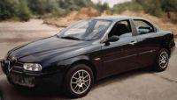 Lišty Dveří Alfa Romeo 156 1997-2007R