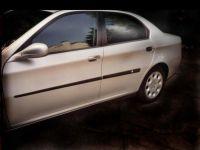 Lišty Dveří Alfa Romeo 166 1998r =>
