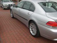 Boční ochranné lišty dveří BMW 7 Limuzina 06R HDT