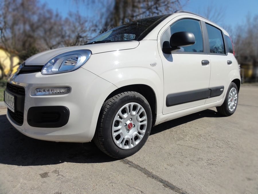 HDT Lišty Dveří Fiat Panda 2013r =>