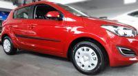 Lišty Dveří Hyundai i20 5D FL 2013r => htb