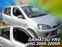 Ofuky oken Daihatsu YRV 5D 00-05R + zadní