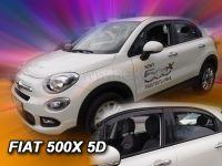 Ofuky oken Fiat 500X 5D 2015r =>, 4ks přední+zadní