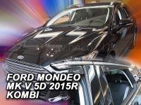 Ofuky oken Ford Mondeo 5D 2015r => htb, 4ks přední+zadní