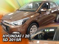 Ofuky oken Hyundai i20 II 5D 2015r =>, 2ks přední