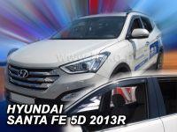 Ofuky oken Hyundai Santa FE III 5D 2012r =>, 2ks přední