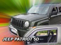 Ofuky oken Jeep Patriot 5D 2006r =>, 2ks přední