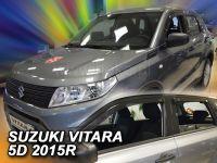 Ofuky oken Suzuki Grand Vitara II 2014r =>, 4ks přední+zadní