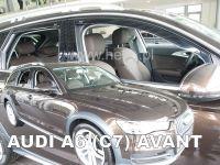 Ofuky oken Audi A6 C7 4D 2011r => combi, 4ks přední+zadní
