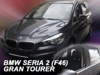 Ofuky oken BMW serie 2 F46 5D 15R (+zadní) gran tourer