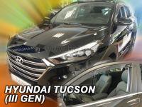 Ofuky oken Hyundai Tucson 5D 2015r =>, 2ks přední