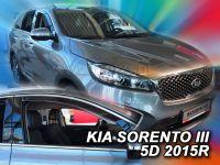 Ofuky oken Kia Sorento III 5D 2015r =>, 2ks přední