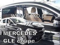 Ofuky oken Mercedes GLE C292 5D 2016R =>, 4ks přední+zadní