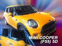 Ofuky oken Mini Cooper - One (F55) 5D 2014r =>, 4ks přední+zadní