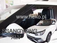 Ofuky oken Ssangyong XLV 5D 2016r =>, 2ks přední