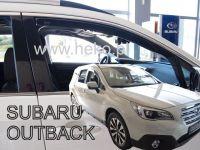 Ofuky oken Subaru Outback 5D 5D 2015r => 4ks přední+zaqdní