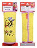 Potah na bezpečnostní pás dětský včelka HONEY BEE, dětský polštářek Vyrobeno v EU