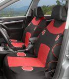 Potahy pro přední sedadla Prestige Las Vegas červené na přední sedadla 2ks Vyrobeno v EU