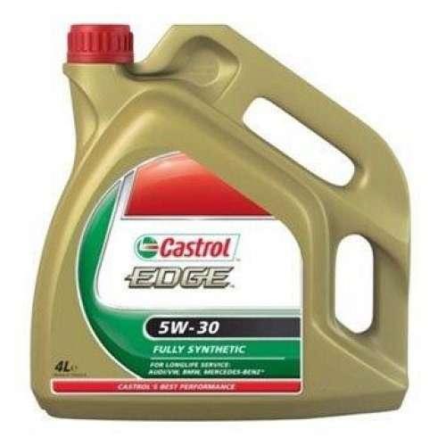 Motorový olej Castrol EDGE 5W-30 4L