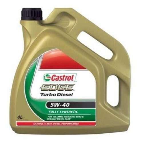 Motorový olej Castrol EDGE Turbo Diesel 5W-40 4L