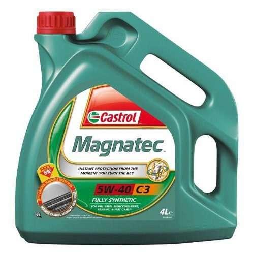 Motorový olej Castrol magnatec 5W-40 4L C3