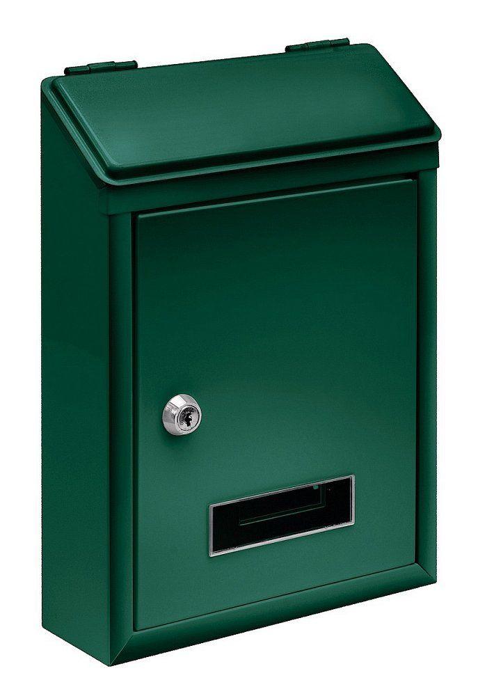 Poštovní schránka 300x210x65mm zelená
