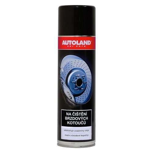 Spray na brzdové