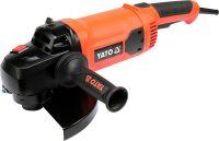 Bruska úhlová 2200W, pr. do 230mm, 6000ot/min