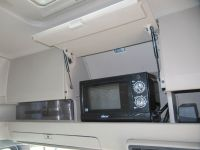 Mikrovlnná trouba do auta TruckChef 24V verze STANDARD