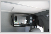 Mikrovlnná trouba do auta TruckChef 24V verze WIDE