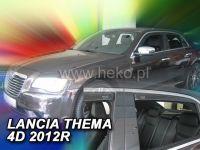 Ofuky oken Lancia Thema 4D 2012r =>, 4ks přední+zadní