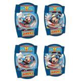 Chrániče kolen a loktů pro děti Mickey Mouse - 4ks