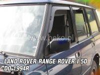 Ofuky oken Land Rover Range Rover I 3/5D => 1994r, 2ks přední