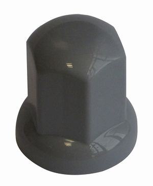 Plastová krytka na šroub a matici šeda CBP70 33, 5,5 cm, 20ks Enatruck