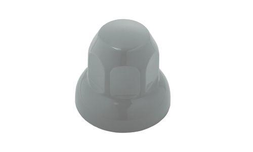 Plastová krytka na šroub a matici šedá CBP 20/32, 20ks Vyrobeno v EU