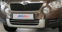 Lišta předního nárazníku, Škoda Yeti 2009-2013r