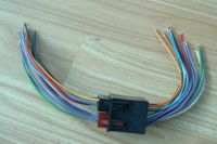 Kabel adaptér repro napájení ISO - komplet, RH-18