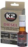 K2 DIESEL 50 ml - aditivum do paliva  ET312
