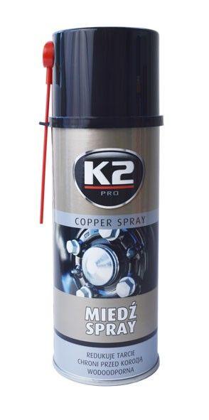 Měděný sprej 400 ml, W122