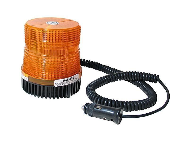 Maják 24V oranžový xenon, 9354