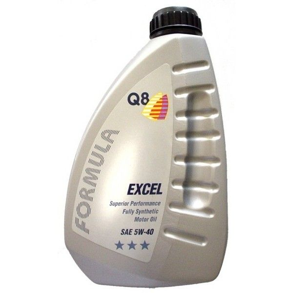 Olej - Q8 Excel 5 W 40 1L