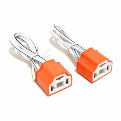 Svorkovnice žárovky H4 s kabely, 11-069