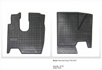 Gumové rohože Mercedes Atego 95-05R