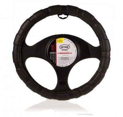 Potah na volant černý 37-39cm, 601000