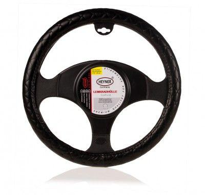 Potah na volant černý 37-39cm 602000
