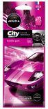 AROMA CAR CITY BUBBLE GUM   92670