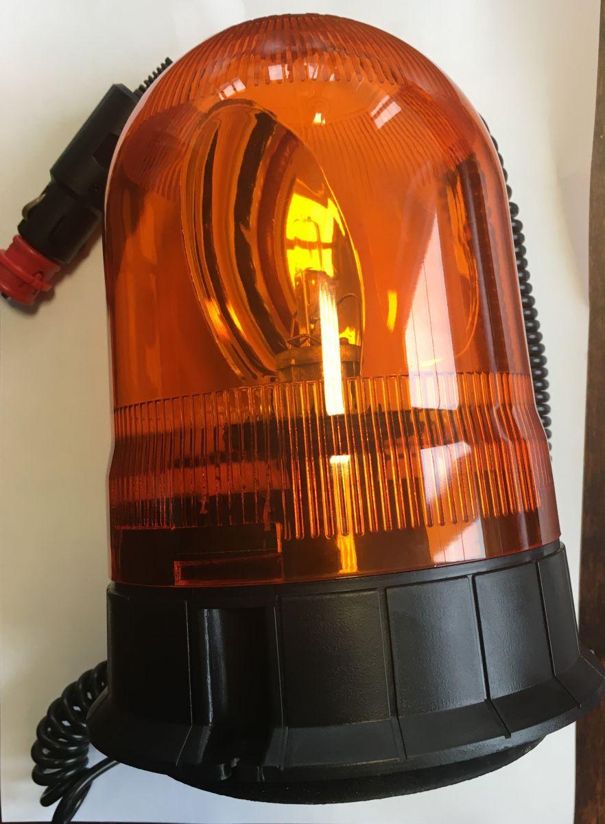 Maják H1/24V oranžový WL-104/24
