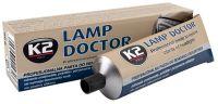 K2 LAMP DOCTOR 60 g - pasta na renovaci světlometů,  L3050