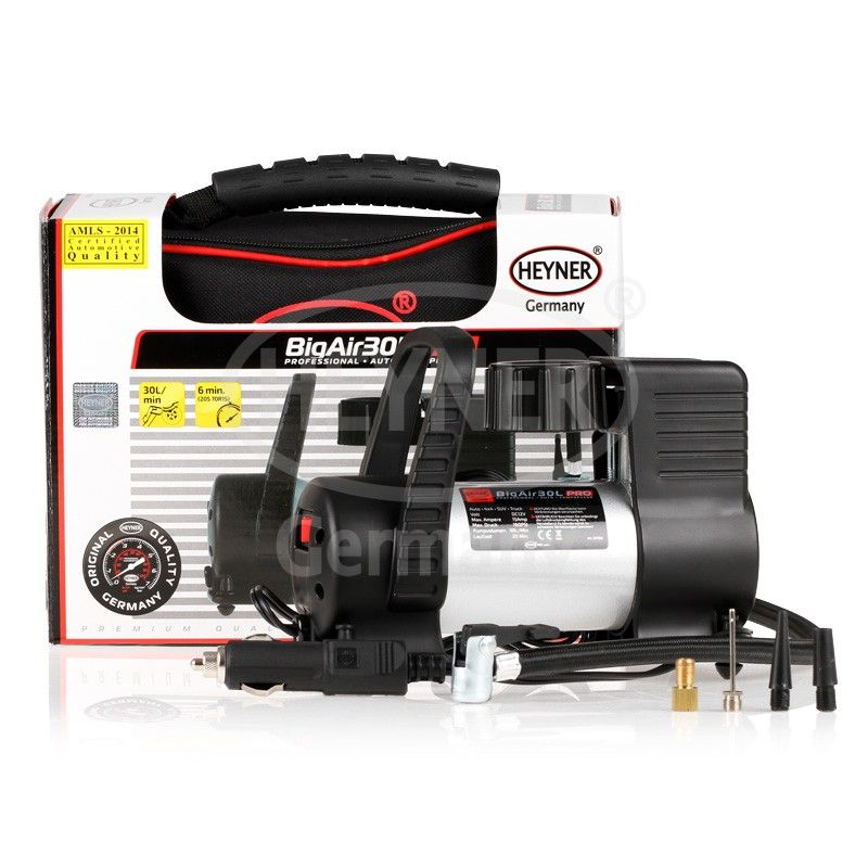 Kompresor 12V/150 PSI BIG AIR 30l, 237500