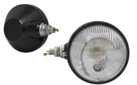Světlo kulaté URSUS H4, levý, 43900